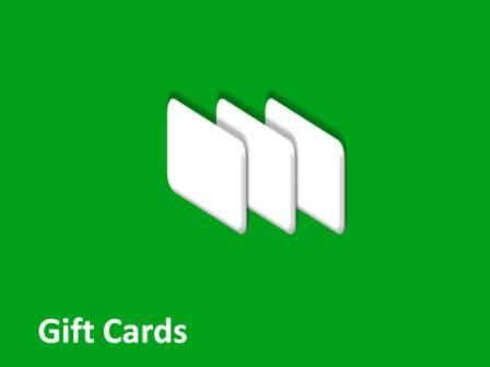 rcs gift cards loyalty programs and id swipe cards