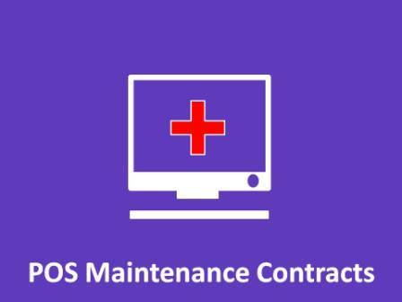 pos maintenance contracts icon